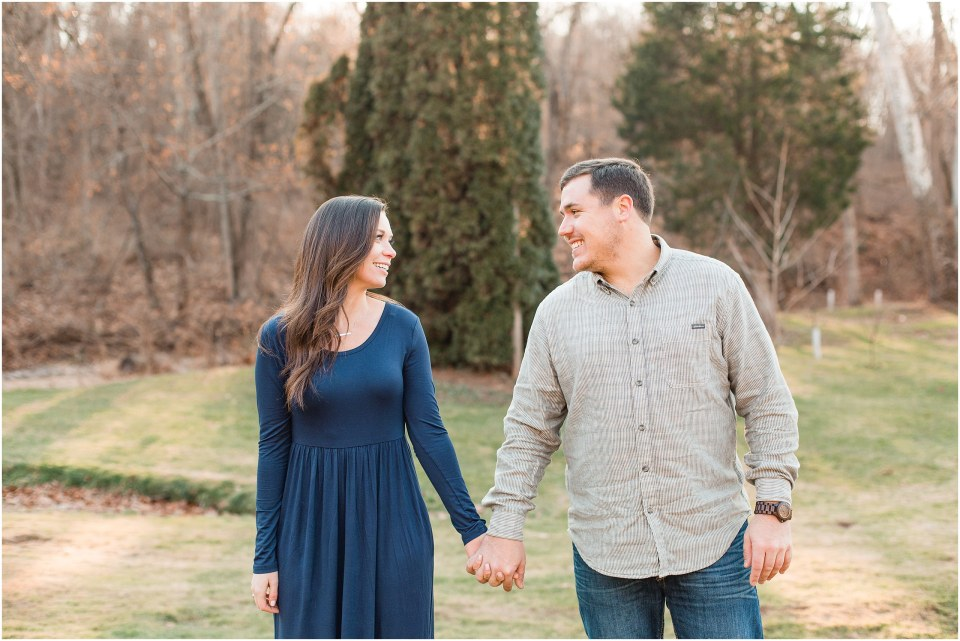 Richie & Kati's Winter Engagement at The Barn On Bridge in Collegeville, PA Photos_0010.jpg