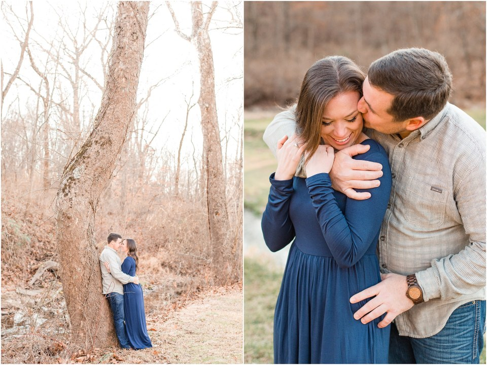 Richie & Kati's Winter Engagement at The Barn On Bridge in Collegeville, PA Photos_0020.jpg