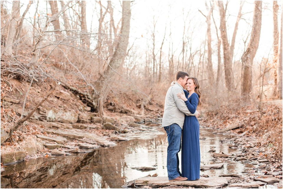 Richie & Kati's Winter Engagement at The Barn On Bridge in Collegeville, PA Photos_0021.jpg