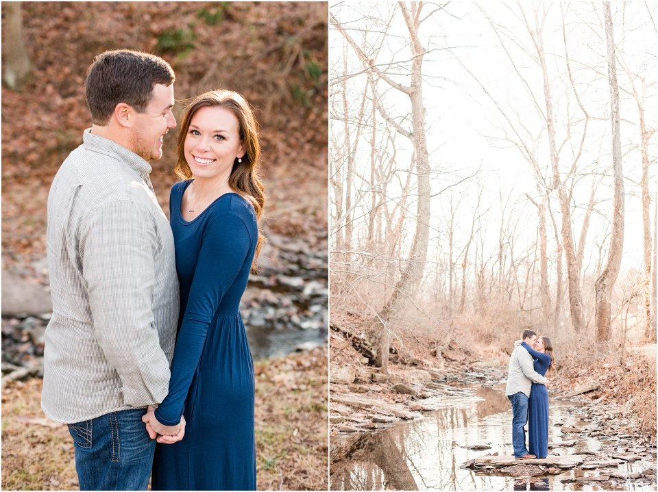 Richie & Kati's Winter Engagement at The Barn On Bridge in Collegeville, PA Photos_0025.jpg