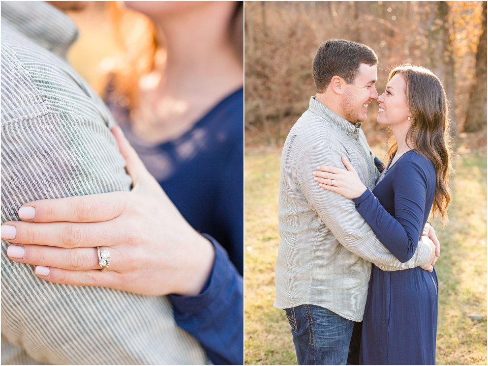 Richie & Kati's Winter Engagement at The Barn On Bridge in Collegeville, PA Photos_0029.jpg