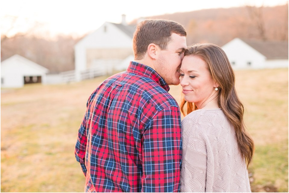 Richie & Kati's Winter Engagement at The Barn On Bridge in Collegeville, PA Photos_0038.jpg