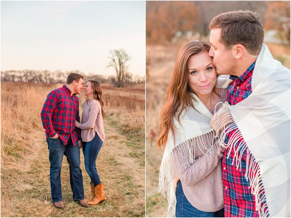 Richie & Kati's Winter Engagement at The Barn On Bridge in Collegeville, PA Photos_0054.jpg