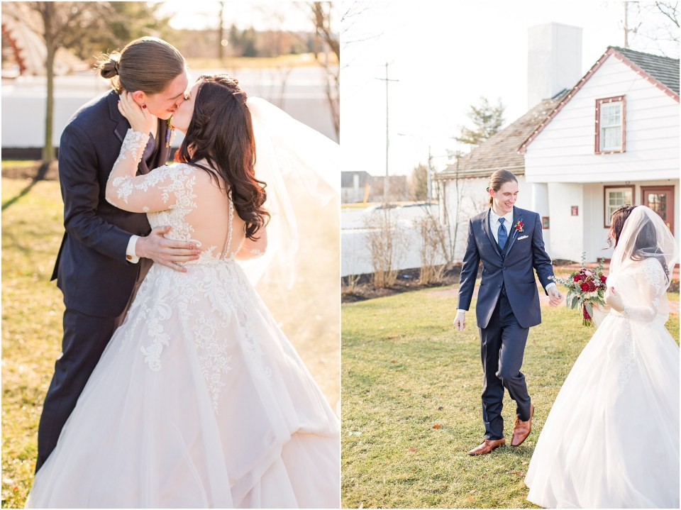 Andy & Sam's Navy & Maroon Winter Wedding at Normandy Farm Hotel & Conference Center in Blue Bell, PA Photos_0016.jpg