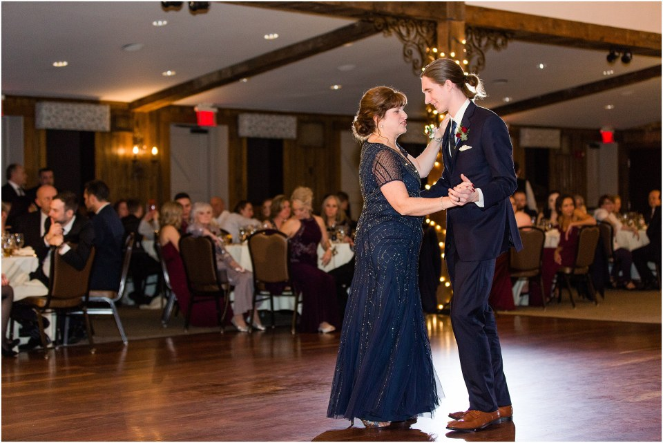 Andy & Sam's Navy & Maroon Winter Wedding at Normandy Farm Hotel & Conference Center in Blue Bell, PA Photos_0080.jpg