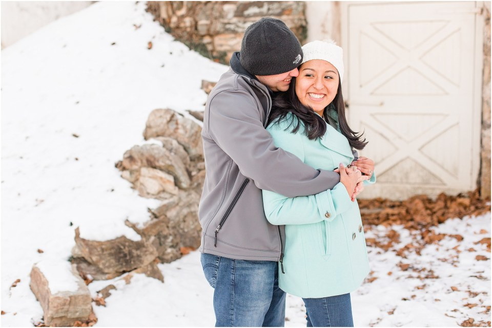Brad & Mary's Snowy Winter Engagement at Valley Forge Park in Wayne, PA_0002.jpg