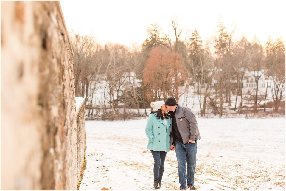 Brad & Mary's Snowy Winter Engagement at Valley Forge Park in Wayne, PA_0016.jpg