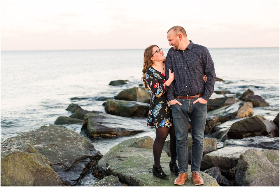 Will & Christen's Winter Beach Engagement at Spring Lake, New Jersey Photos_0020.jpg