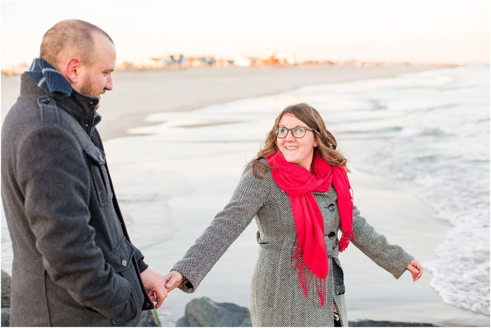 Will & Christen's Winter Beach Engagement at Spring Lake, New Jersey Photos_0024.jpg