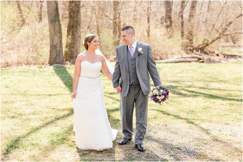 Andy & Stacy's Grey & Lavender Wedding at The Barn on Bridge in Collegeville, PA_0019.jpg