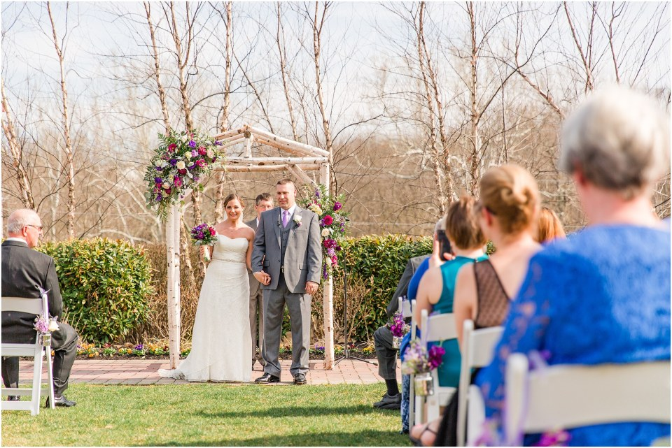 Andy & Stacy's Grey & Lavender Wedding at The Barn on Bridge in Collegeville, PA_0046.jpg