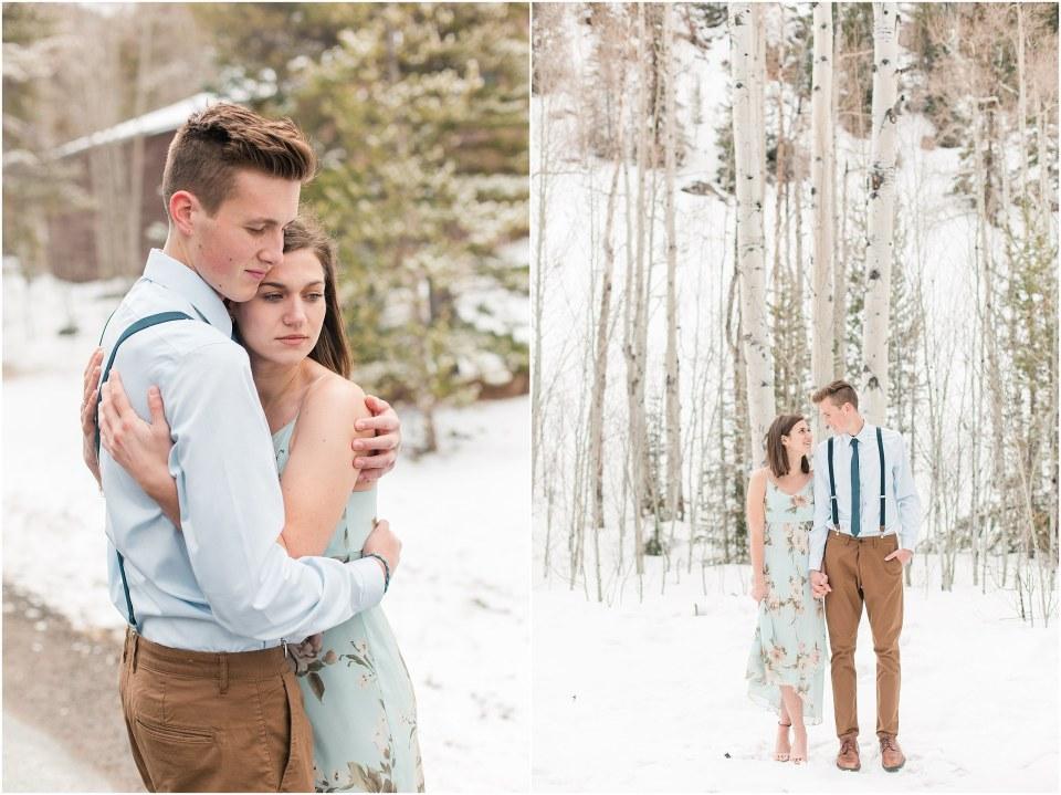 Matt & Chrissy's Springtime Couples Session in Keystone, Colorado_0003.jpg