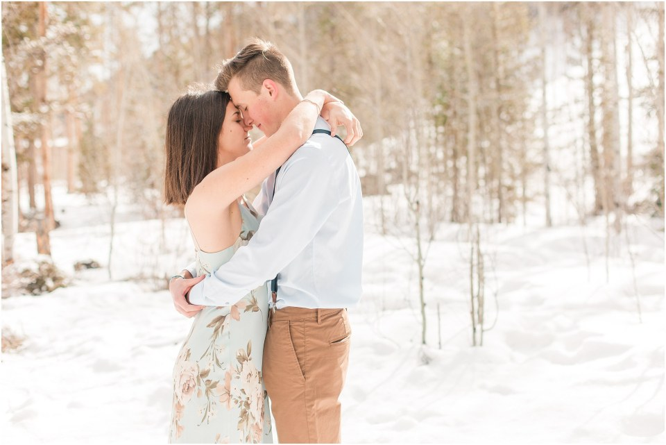 Matt & Chrissy's Springtime Couples Session in Keystone, Colorado_0007.jpg