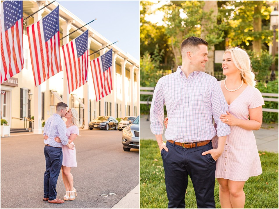 Jim & Alyssa's Cape May Engagement Session,