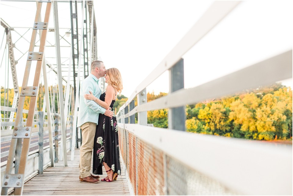 PA,Sam & Lexi's Engagement in Washington Crossing Park in New Hope,