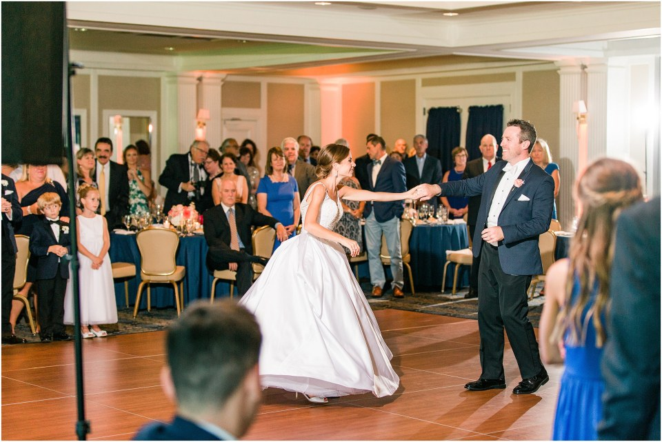 Patrick & Emily's Navy & Blush Black Tie Wedding at Bluestone Country Club Photos_0069.jpg