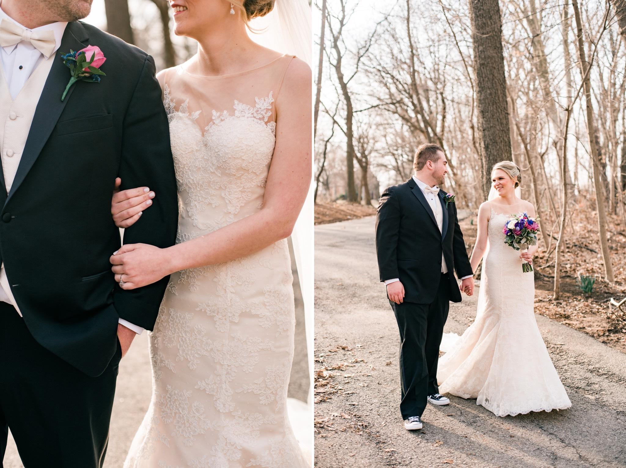 Bride & Groom Staten Island Wedding