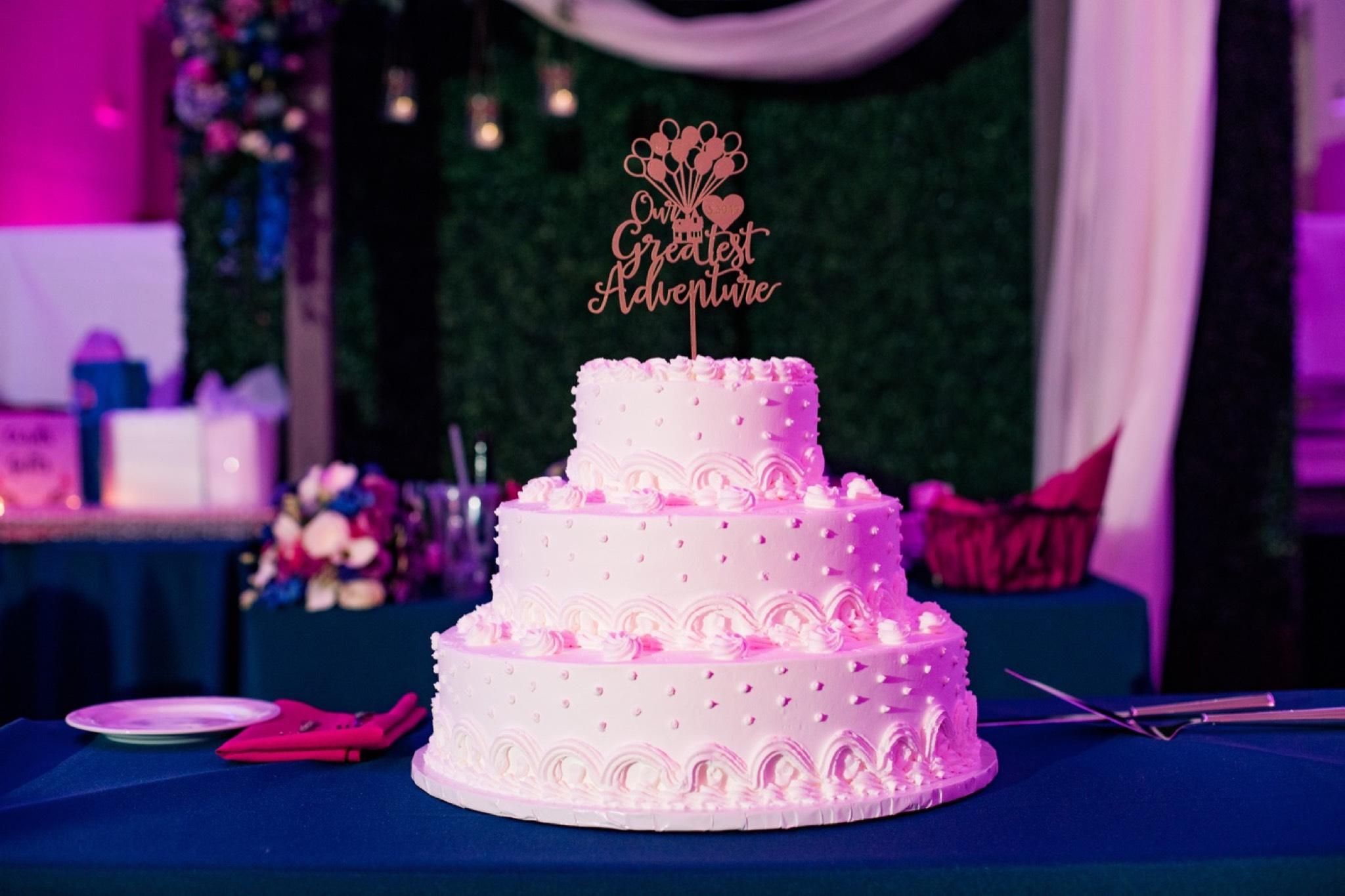 Wedding Cake Staten Island Wedding