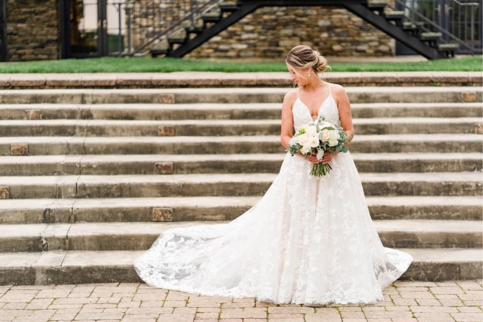 The Lake House Inn Wedding | Nick + Courtney - Josiah