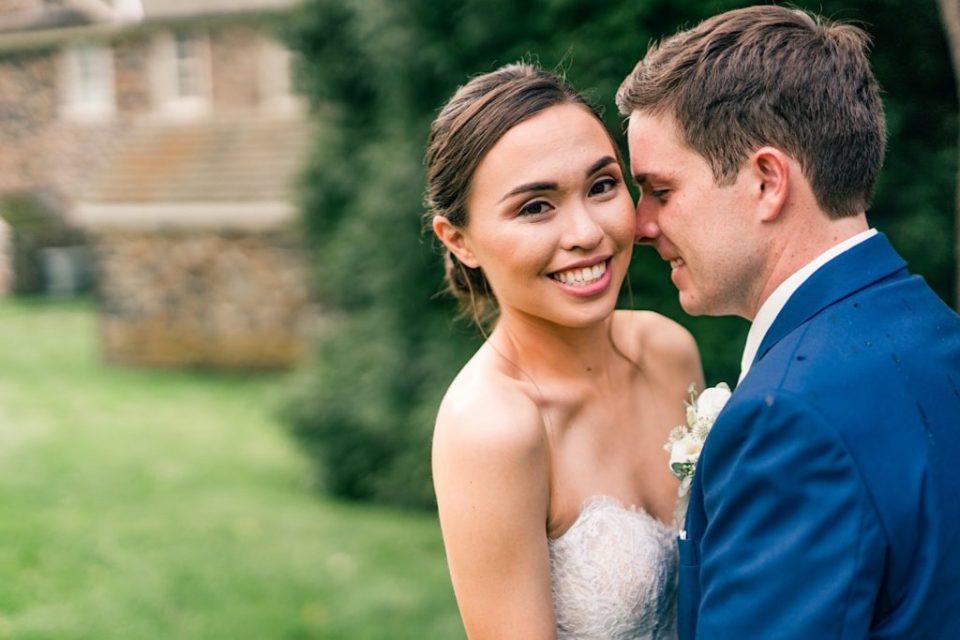 Wedding Portraits at Anthony Wayne House Photos