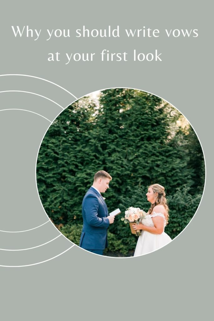 Vows at First Look