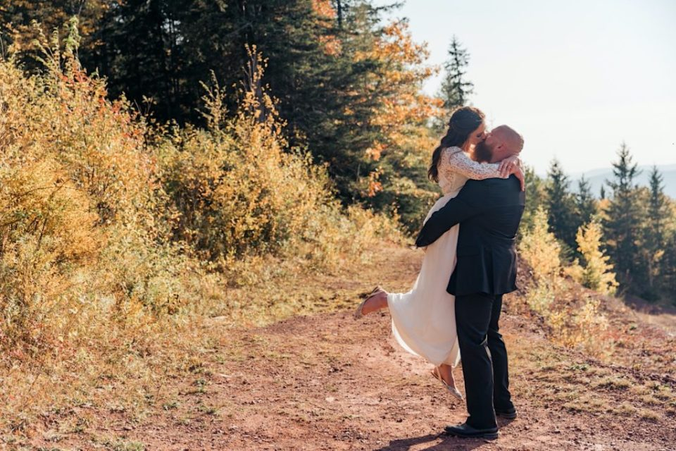 Fall Elopement in Upstate New York Photos