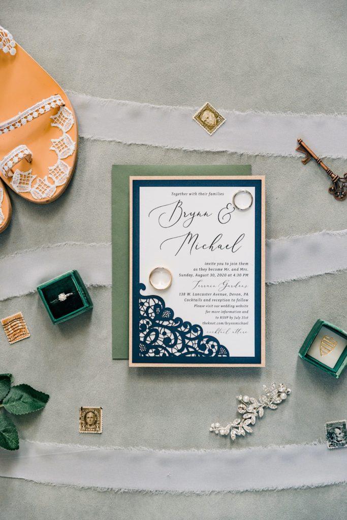 Invitations Terrain Gardens Micro Wedding Photos