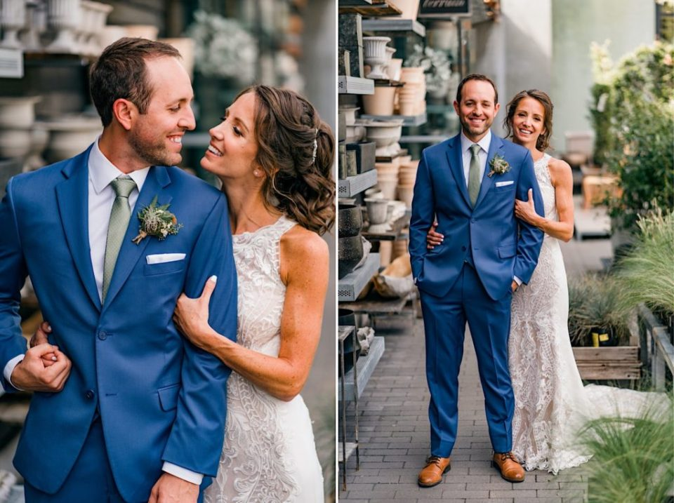 Portraits Terrain Gardens Micro Wedding Photos