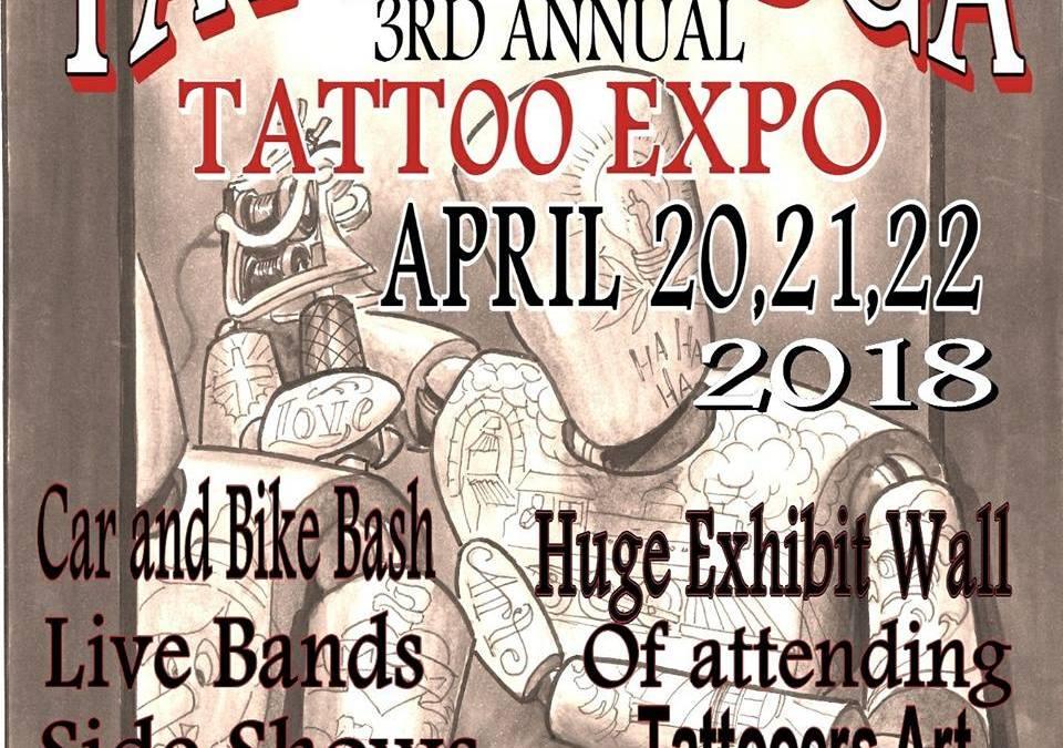 Show Alert! – Tattanooga Tattoo Expo