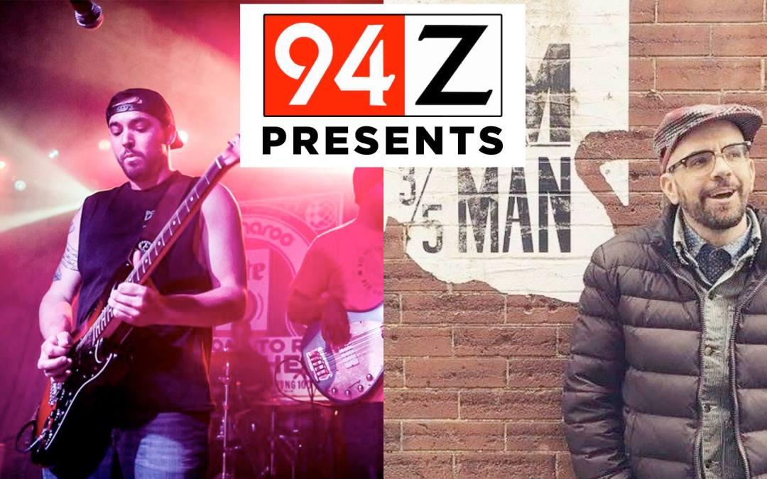 94z Presents Josiah & The Greater Good w/ Mathien at The Outpost