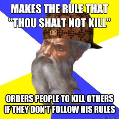 Ronn Greer   God's Plan in 16 Memes