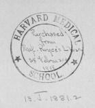 Countway Library. Harvard Medical School. Countway Medicine Rare Books 19.J.1881.2