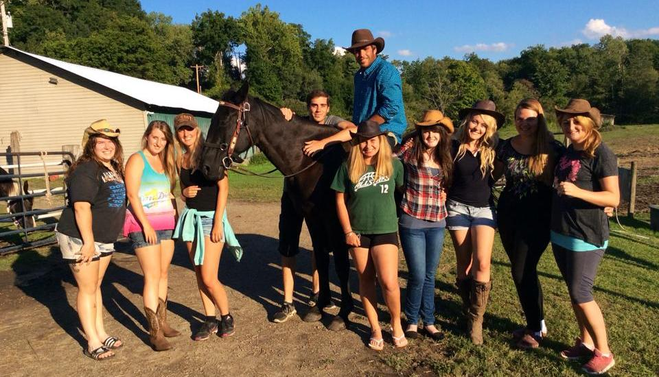 Horse Ranch Adventure
