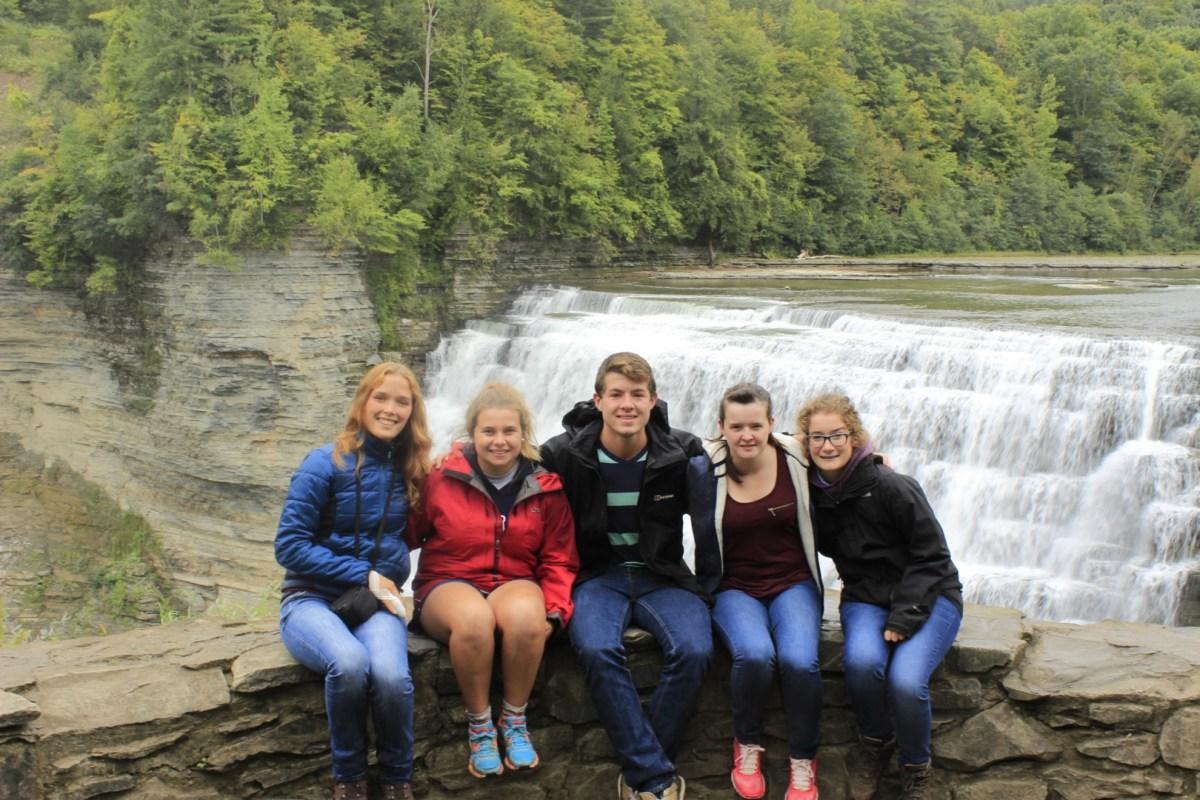 Letchworth Waterfalls