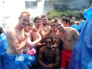 Niagara Falls in style!