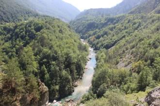 Bike touring adventure in Montenegro