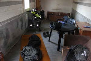 Where I slept on my bike touring adventures in Kosovo