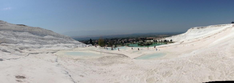 Spectacular Western Turkey: Pamukkale and Ephesus