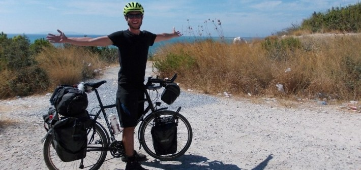 Cycling South West Turkey