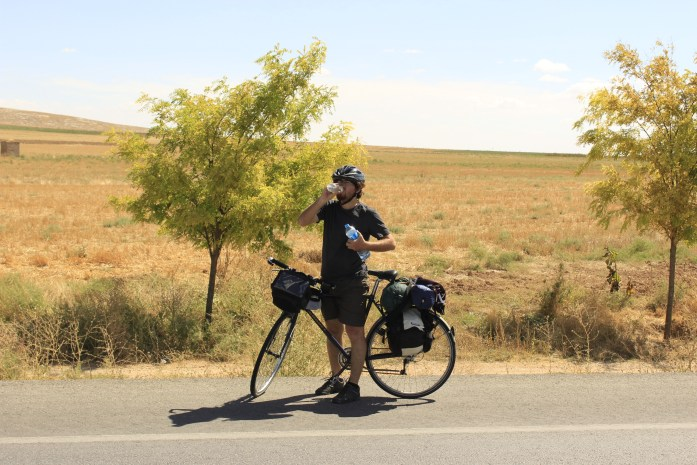 A bike touring adventure