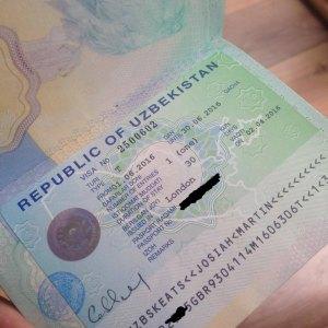 Uzbekistan Travel Visa