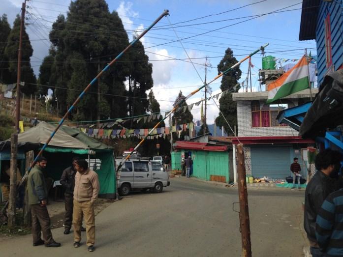 Border checkpost between India and Nepal