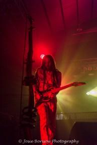 Brian Head Welch, Korn, Photo by Josie Borisow