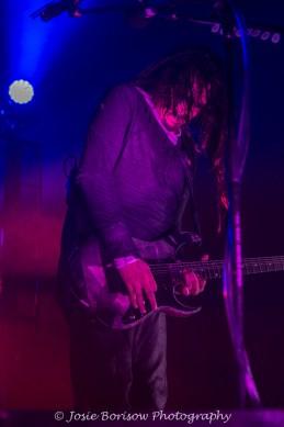 James Munky Shaffer, Korn, Photo by Josie Borisow