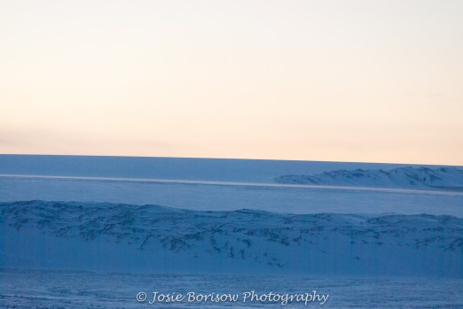Arctic Landscape (2011) Photo by Josie B