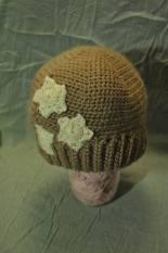 Mohair Blend Star Hat £12