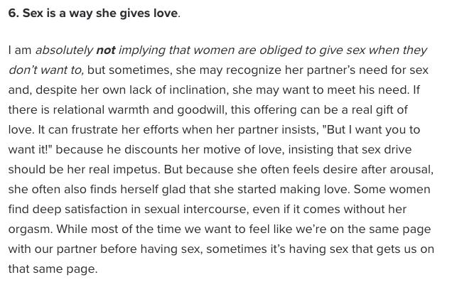 inspiration, sex, psychology
