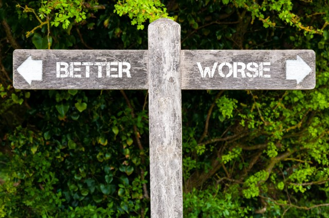 for better or for worse, marriage, vows