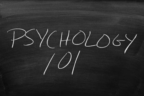 psychology, public proclamation