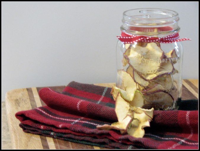 DIY Dried Apples for a Healthy Snack Option